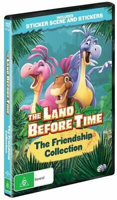 NEW The Land Before Time - The Friendship Collection DVD Free Shipping