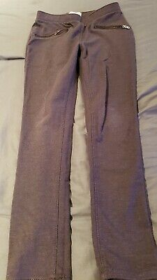 Girls Gray Jegging [The Children's Place] Size 8