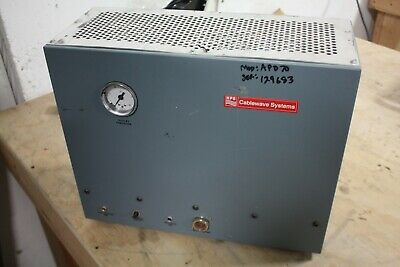 Radio Frequency Systems Cable Wave Compressor Dehydrator ADP 70