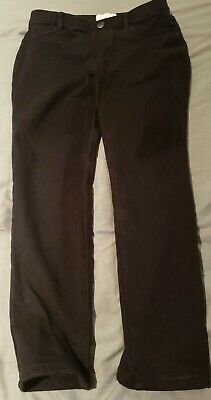 Black Jegging With Button [The Children's Place] Size: 7/8