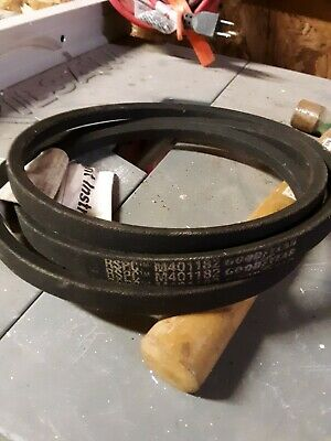 3 PIECES  4L670 A65 BELT  FOR ADC 100116 /& M401182