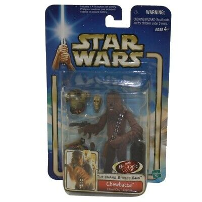 Star Wars - The Empire Strikes Back Action Figure -CHEWBACCA (Cloud City Capture