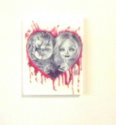 Needle Minders for Crosstitch Needle Keeper Magnetic  Chucky & Friend