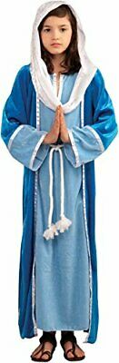 Forum Novelties Biblical Times Deluxe Mary Costume, Child Large