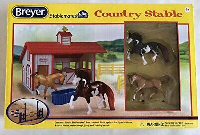 Stablemates Country Stable Set