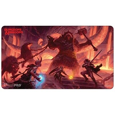 Official Dungeons Dragons  Fire Giant  Playmat
