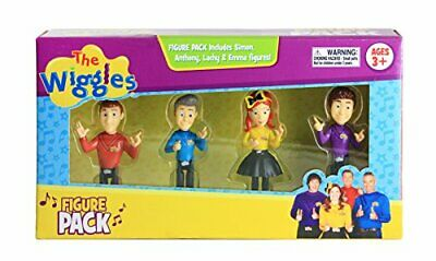 The Wiggles 4Figure Pack (2017)