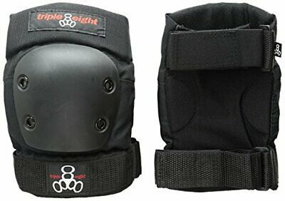 Triple 8 EP 55 Elbow Pads (Black, Small)