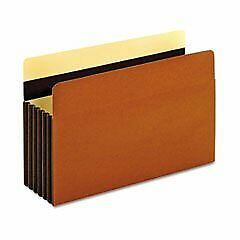 Redrope File Pocket, 7 Expansion, Legal, 5/Box