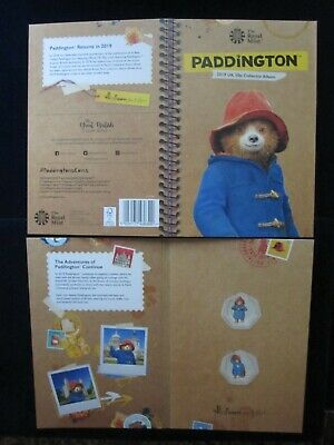 New Paddington 2019 Collector Album At Tower Of London And St Paul's Cathedral