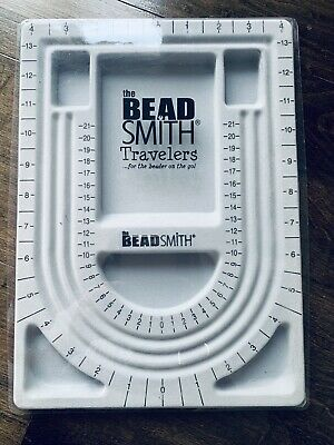 Beadsmith Travel Beading Board With Lid In Excellent Condition