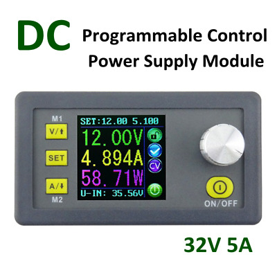 DPS3005 32V 5A Buck Adjustable DC Constant Voltage Step-down Power Supply  !