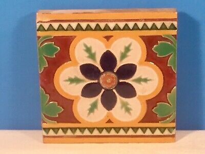 Tile by Minton Antique Minton Fireplace Or Kitchen Tile