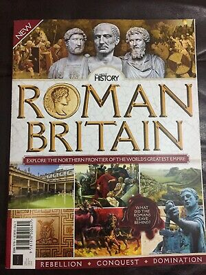 All About History Roman Britain (brand New Magazine)