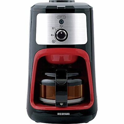 Iris coffee maker with a fully automatic mesh filter 1 4 cup of b 8... fromJAPAN