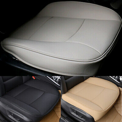 Car Cover Baby Protect Front PU Leather Car Seat Protector