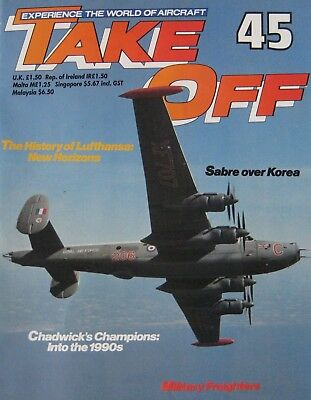 Take Off magazine Issue 45