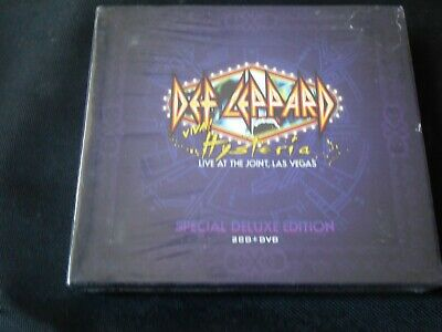 Def Leppard - Viva! Hysteria Live at the Joint Las Vegas Special Deluxe Edition