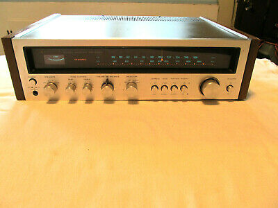 Early 70's Vintage Classic Kenwood KR-2400  Stereo Receiver Nice!