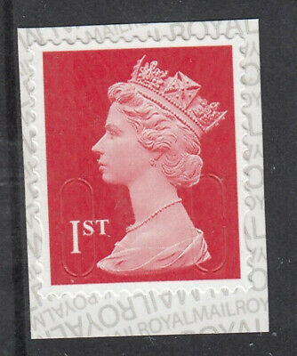 GB 2019 1st CLASS S/ADHESIVE MACHIN CODE M19L MTIL SBP2i MNH From BOOKLET MF9a