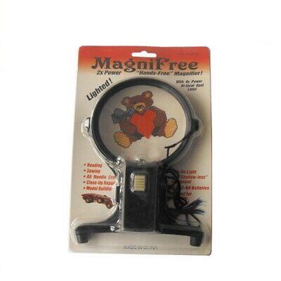 Magnifier with Neck Strap for all Crafts Addi 491-2 ADDI Magnifying Glass