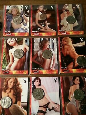 Playboy trading cards way to Hot To Handle 2019 Lot 3