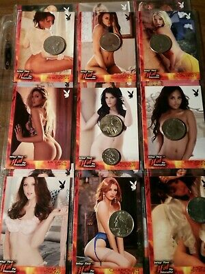 Playboy trading cards lot way to hot to handle 2019. Lot 7