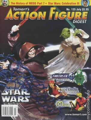 Tomart's Action Figure Digest #135 NM 2005 Stock Image