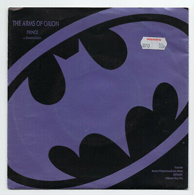 (U924) Prince, The Arms Of Orion - 1989 - 7 inch vinyl