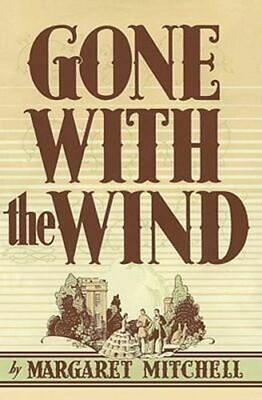 NEW Gone with the Wind By Margaret Mitchell Hardcover Free Shipping