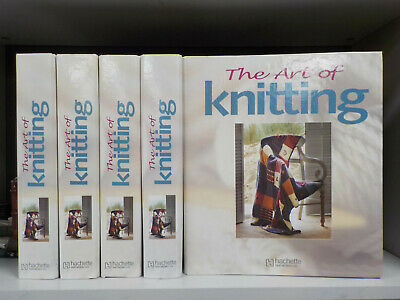The Art Of Knitting Magazine - 5 Binders Collection! (ID:5940)
