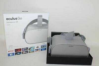 OCULUS Go Standalone 64Gb Virtual Reality Portable Headset With Controller