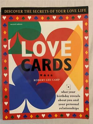 Love Cards Robert Lee Camp What Your Birthday Reveals About You Paperback