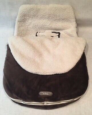 JJ Cole Collections Cocoa Brown Bundleme Stroller & Car Seat Cover Infant