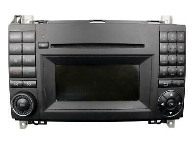 Radio Cd  Mercedes-Benz A1699002000 MF2830
