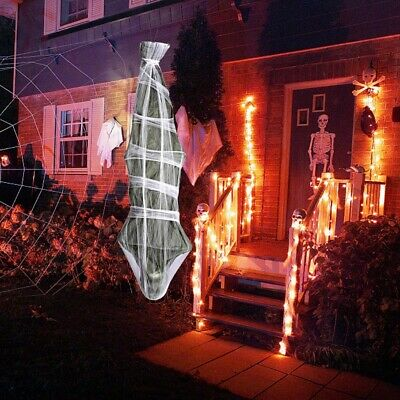 72 inch Halloween Decorations Hanging Ghost Props Horror Haunted House Scary Hom