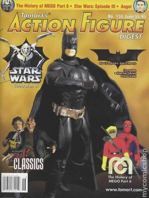 Tomart's Action Figure Digest #134 FN 2005 Stock Image