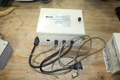 Tisch Enviromental Air Pollution Monitoring Equipment Highvolt Model TE-HIVOL+