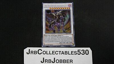 YUGIOH! HOT RED DRAGON ARCHFIEND ABYSS HSRD-EN042 SECRET 1st