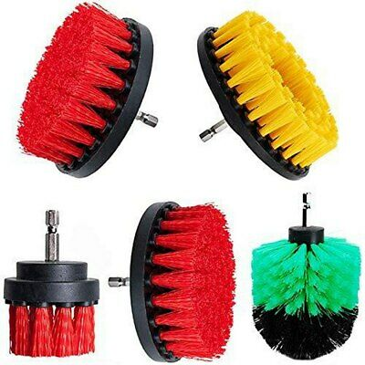 Drill Cleaning Brush Electric Scrubber Bit Tile Drill  Brush Cleaner 2-5in