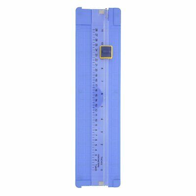 Universal Tool Paper Trimmer 12 Inch Cutting Board Magnetic with Grid Guide Base
