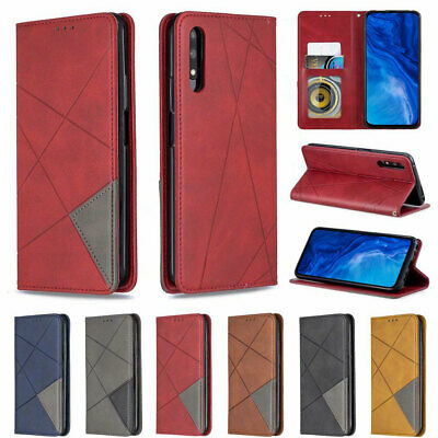 2019 Hot Case for iPhone 11 Pro 7 8 Plus XR XS Cover Flip Wallet Leather Magntic