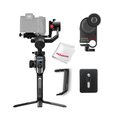 Moza AirCross 2 3-Axis Gimbal Stabilizer 3.2kg DSLR Mirrorless+ iFocus-M+ Gift
