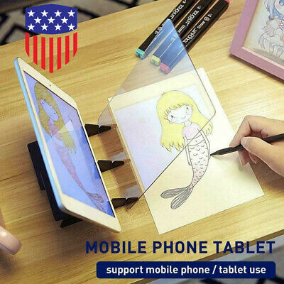 Paint Artifact Line Optical Imaging Light Pad Beginner Projection Sketch Board