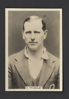 Millhoff - Famous Test Cricketers (Large) - #7 E Tyldesley