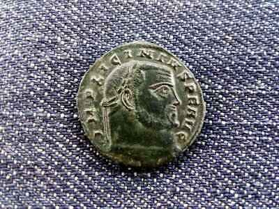 Beautiful Roman Empire Licinius I. (308-324) Follis Coin 313