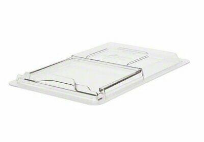 CAMBRO slide cover half size for 1218SCCW polycarbonate Ameri 90183 fromJAPAN