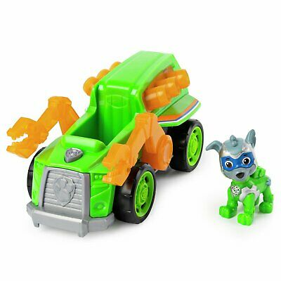PAW Patrol Mighty Pups Super PAWs Rocky
