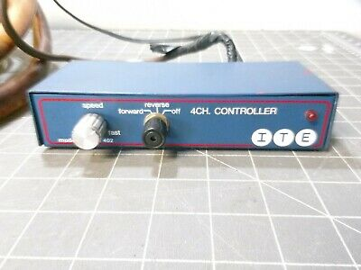 Ropelight ITE 4-Ch Controller RLC 402 Used