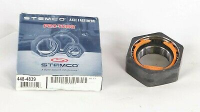 New 448-4839 Pro-Torq Axle Spindle Nuts